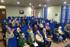 68 متدرب بدورة طرائق التدريس في مركز التعليم المستمر